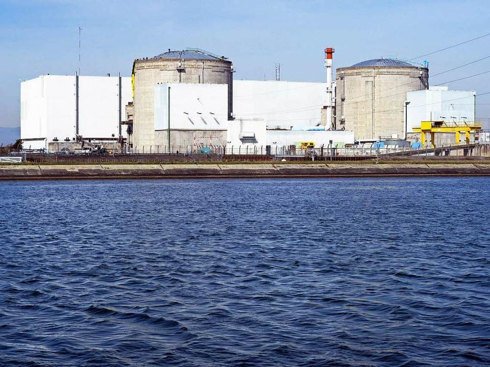 Das Kraftwerk in Fessenheim macht vielen Menschen Sorgen.    | Foto: AFP