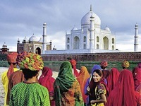 Die Welt der Maharadschas