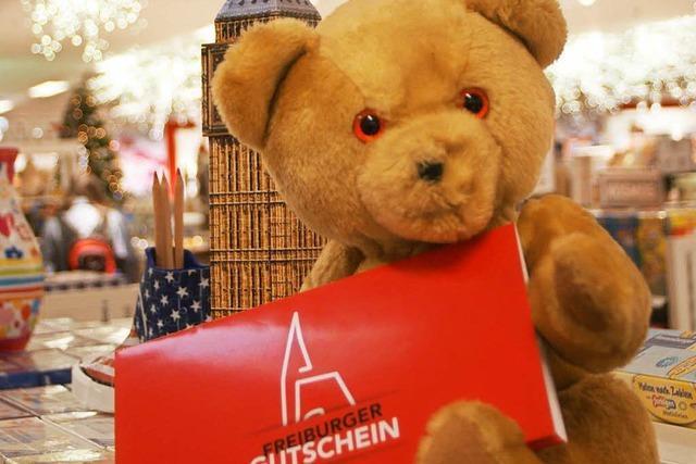 Bastelstunde mit dem Freiburger Gutschein