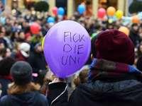 Fotos: Demo gegen Studiengebühren in Freiburg