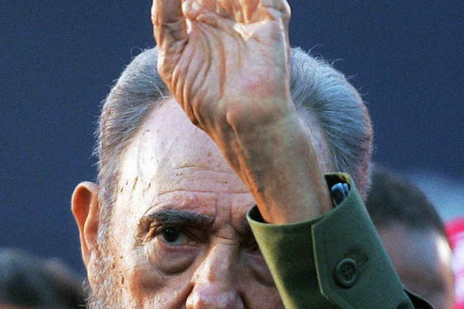 Fidel Castro (Foto: AFP)