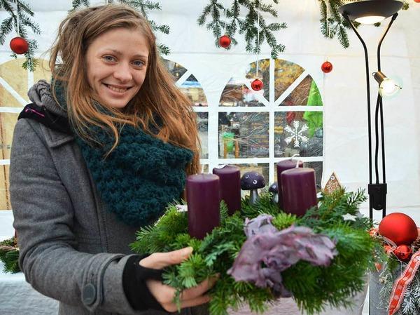 So war's beim Rheinfelder Weihnachtsmarkt: von der Eröffnung am Freitag bis zum letzten Tag am Sonntag.