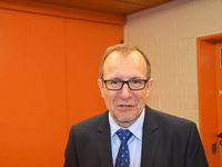 Herausforderer Oliver Friebolin wird mit 73,7 Prozent neuer Bürgermeister