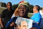 Fotos: Kubaner nehmen Abschied von Fidel Castro