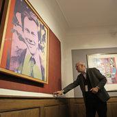 Andy Warhol und die Burdas in Gengenbach