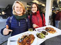 Freiburger Mensa will das Essen von Resten verhindern