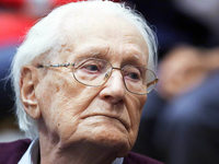 BGH bestätigt Urteil im Auschwitz-Prozess von Lüneburg