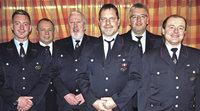 Florian Trinler ist neuer Abteilungskommandant