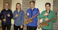 Jungmusiker holten Bronzeabzeichen