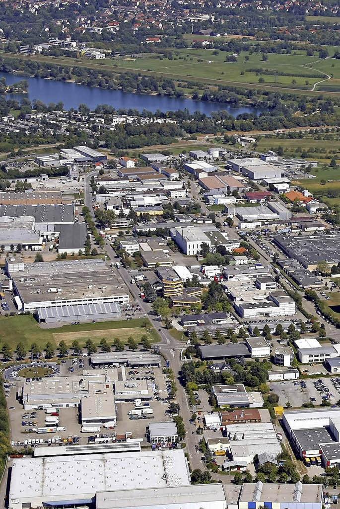 Pilotstandort f r vernetzte industrie offenburg for Emmendingen industrie