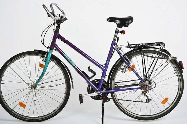 Mordfall Maria L.: Polizei verteilt Flyer zu Täter-Fahrrad an der Uni