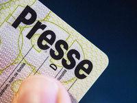 Innenminister wollen bundeseinheitlichen Presseausweis