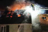 Toter nach Wohnhausbrand in Oberkirch
