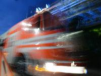 Brand in Maulburg: Feuerwehr rettet zwei Hausbewohner