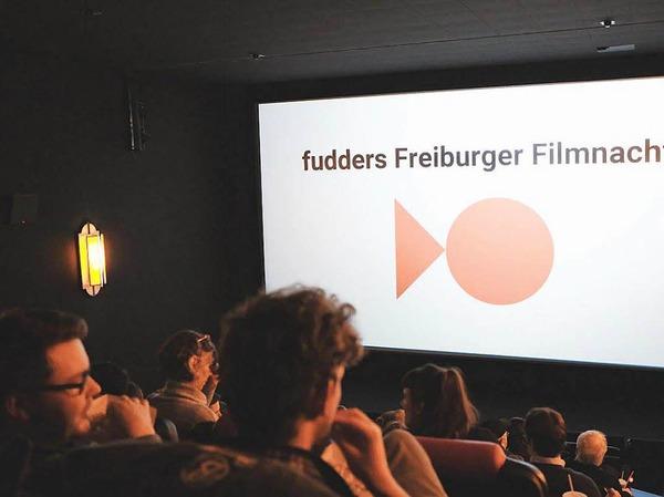 Bei fudders Filmacht wurden Filmperlen von Freiburger Filmemachern gezeigt, die sonst nicht im Kino zu sehen sind.