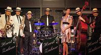 Die Horst-Zahner-Band spielt auf der Alemannischen Bühne