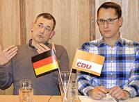 Silberhochzeit mit Deutschland