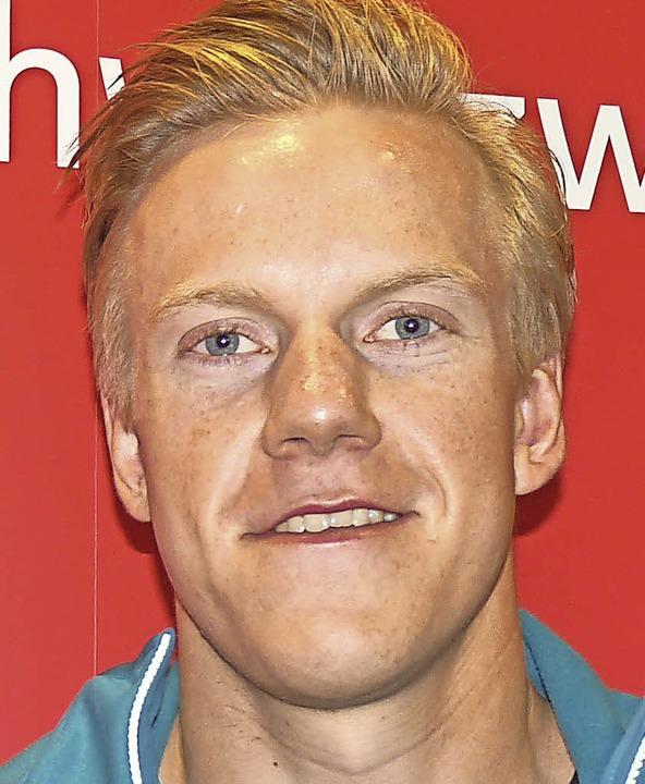 Weltcup-Debütant Roman Rees wurde in Östersund 48.  | Foto: Bachmann