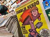 Charlie Hebdo erscheint nun wöchentlich auf Deutsch