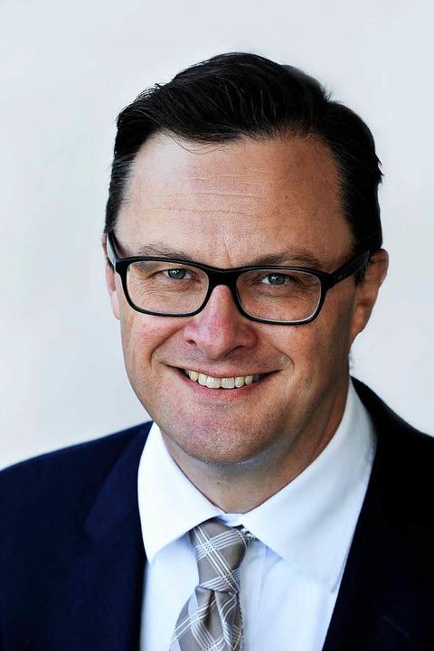 Holger Knöferl, stellvertretender Chefredakteur der BZ  | Foto: Thomas Kunz