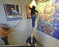 Kunst im besonderen Rahmen