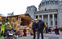 """""""Weihnachtsmarkt am Dom"""" eröffnet"""