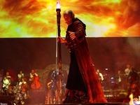 """Die Rock-Oper """"Excalibur"""" in der Freiburger Rothaus-Arena"""