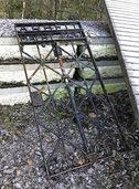 Das Dachauer KZ-Tor ist wieder aufgetaucht