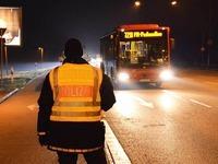 Großkontrolle: Polizei überprüft in Freiburg 327 Leute