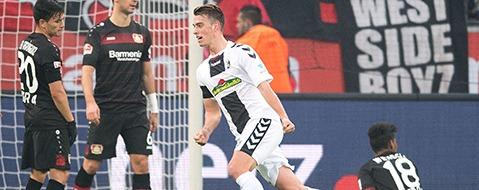 Liveticker: Bayer 04 Leverkusen - SC Freiburg 1:1