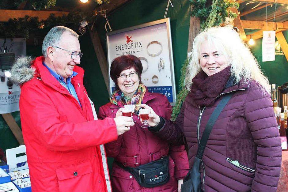 Impressionen vom Umkircher Weihnachtsmarkt (Foto: Mario Schöneberg)