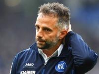 Karlsruher SC trennt sich von Trainer Tomas Oral