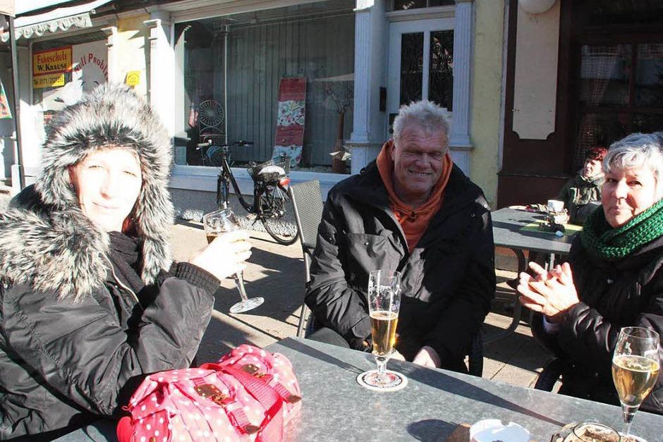 Impressionen vom Nikolausmarkt in Wehr (Foto: Jörn Kerckhoff)