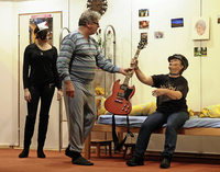 Kolpingsfamilie erntet Lacher vom Theaterpublikum