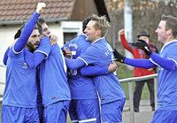 Kurioses Spiel: FC Neustadt siegt 5:3