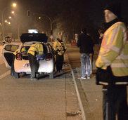 Großkontrolle der Polizei gegen Einbrecherbanden