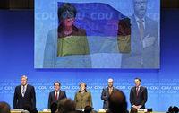 Merkel geht auf die Partei zu