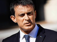 Manuel Valls zieht selbst ins Präsidentschaftsrennen