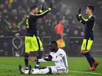 FC Basel chancenlos gegen Arsenal London