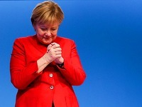 Bundesparteitag der CDU: Die Demut der Kanzlerin