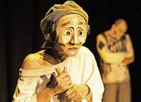 Teatro Strappato und Michael Fitz gastieren im Lörracher Nellie Nashorn