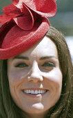 Die britische Herzogin Kate (34) ist die schönste Adelige