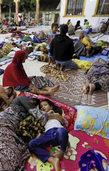Bei Erdbeben sterben in Indonesien Dutzende Menschen