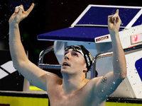 Marco Koch gewinnt Gold bei der WM