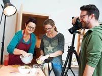 Wie eine Holzenerin als Köchin und Food-Stylistin arbeitet
