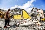 Fotos: Indonesien nach dem schweren Erdbeben