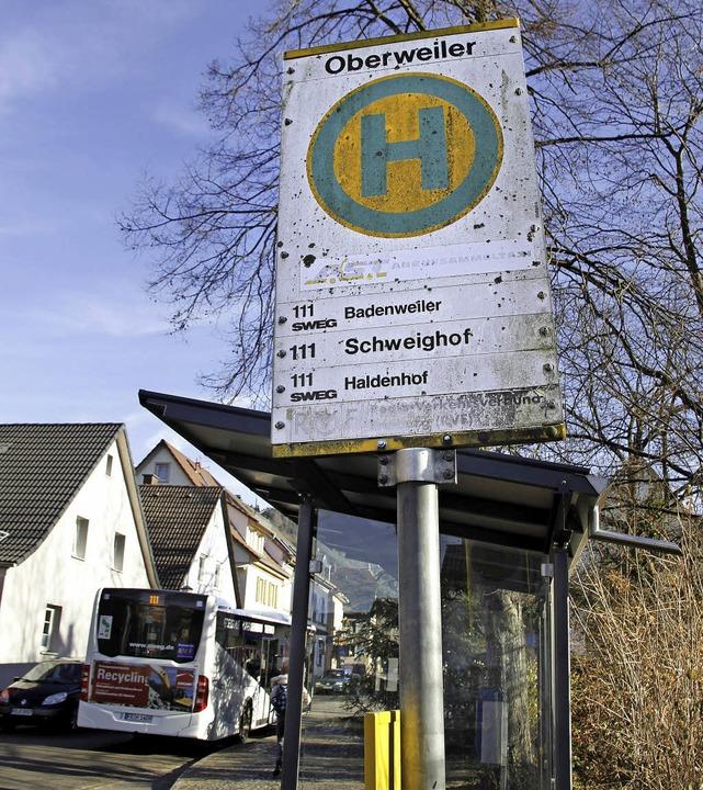 Nicht nur tagsüber, sondern auch am Ab...berweiler erreichen, fordert die AGUS.  | Foto: Huber