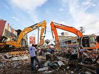 Nach dem Beben in Indonesien fehlen Ärzte