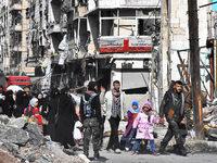 In Aleppo stehen die Rebellen vor der Niederlage