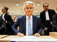 Rechtspopulist Wilders: schuldig, aber straffrei